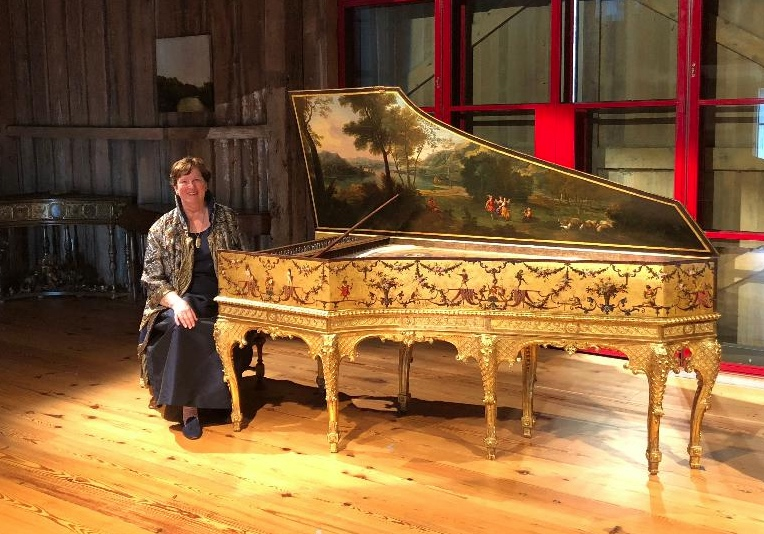 karen flint harpsichord